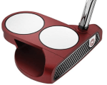 Odyssey O-Works Red 2-Ball Putter..